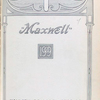"""Maxwell"", 1909; Maxwell-Briscoe Motor Co., Tarrytown, N.Y. [Title page]."