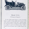 """Maxwell"" Model D A; 30 horsepower Touring car."