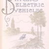 Baker electric vehicles; [View of the Baker car on the country road]; [Title page].