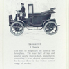 Baker electric vehicles; Landaulet; I chassis.
