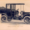 Peerless Model 19 - Landaulet; Price, $ 5800.