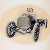 [Front view of a Simplex car.]
