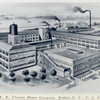 E.R. Thomas Motor Company, Buffalo, N.Y., U.S.A.; [View of the factory].