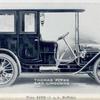 Model L Thomas Flyer; 6-40 Limousine; Price $ 4500 (f.o.b. Buffalo).