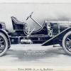 Model L Thomas Flyer; 4-60 Tourabout; Price $ 4500 (f.o.b. Buffalo).