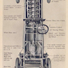 Chassis of Thomas 6 cylinder, 70 horse power Flyer.