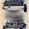 Two views of the Thomas 6 cylinder, 70 horse power Flyer motor.