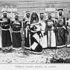 Women's secret society of Gabon.