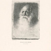 William Cullen Bryant. Drawn by Wyatt Eaton. Engraved by T. Cole.