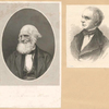 William Cullen Bryant [two portraits]