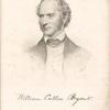 William Cullen Bryant (autograph).