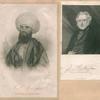 J. S. Buckingham [two portrairts]