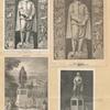 Bunyan's statue [four images]