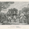 """The surrender of Burgoyne. From Mr. [H.] Butterworth's """"Brother Jonathan."""""""