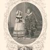 Mr. & Mrs. Burton as Sir Talm Belch and Maria. (Twelfth Night, Act 2, Sc. 5).