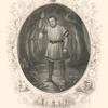 Mr. W.E. Burton as Bottom (Midsummer Night's Dream, Act IV, Sc. II). [Duyckinck Collection].