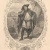 Mr. W.E. Burton as Autolucus (Winter's Tale, Act IV, Sc. 3).