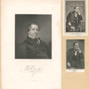 William E. Burton [3 portraits].