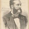 Ecuador - Don José M. Plácido Caamaño, President.