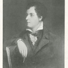 The Authentic portraits of Byron (from The Connoisseur, July 1911, pg. 158): No. IX, from an unknown portrait.