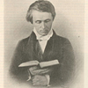 Bushnell as a young man. (The Congregationalist and Christian World, 7 June, 1902, pg. 820).