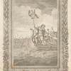 First descent of Julius Cæsar pn the coast of Britain