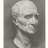 [Bust of Julius Cæsar (Scribner Gift, British Museum, VII, p. 136).]
