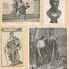 Julius Cæsar [4 portraits, including the 'Cæsar at the grave of Alexander the Great'].
