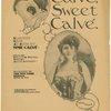 Calvé, sweet Calvé