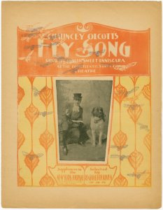 Olcott's fly song / by Chauncey Olcott.