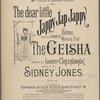 The dear little Jappy-Jap-Jappy