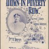 Down in Poverty Row
