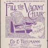Fill the vacant chair