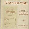 In gay New York