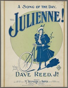 Julienne / words and music by Dave Reed Jr.