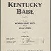 Kentucky babe
