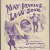 "May Irwin's ""Lulu"" song"