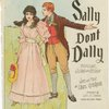 Sally, don't dally