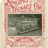 Singing in a trolley car