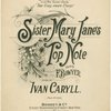 Sister Mary Jane's top note