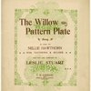 The willow pattern plate