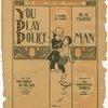 You play policeman, [I'll play the thief]