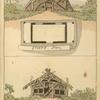 [Primitive huts - Ground Plans 1 & 2.]
