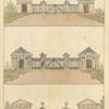Gates and lodges. [3 models]
