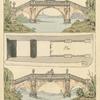 Bridges and plans. [2 models]