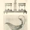 [Engraved bowls - Engraved sauce boat.]