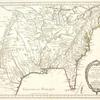 Carte de la Louisiane et pais voisins : dèdièe á M. Rouillè, sècretaire d'Ètat, ayant le Dèpartement de la marine