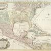 Carte du Mexique et de la Floride, des terres angloises et des Isles Antilles, du cours et des environs de la riviere de Mississipi dressée sur un grand nombre de memoires principalement sur ceux de Mrs. d'Iberville et le sueur,