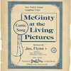 McGinty at the living pictures
