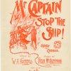 Mr. Captain stop the ship!